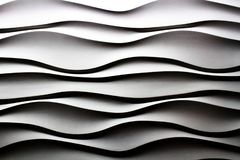 Wall background waves natural royalty free stock images
