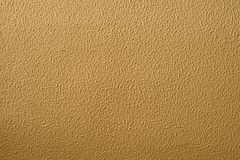 Wall background. Yellow wall background, texture, canvas Royalty Free Stock Photo