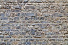 Wall backgrounds. Brick wall backgrounds with cracks Royalty Free Stock Photography