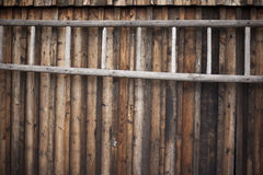 Wall of barn Royalty Free Stock Photography