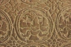 Wall bas-relief, Angkor Wat temple, Siem Reap, Cambodia Stock Photos