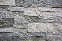 Wall. Beautiful imitation stone wall brick road Stock Photos