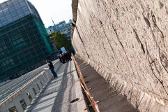 The Wall, Berlin Stock Photography