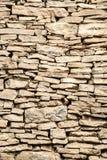 Wall Birkat al mud Stock Image