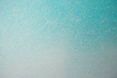 Wall in blue paint Royalty Free Stock Photography