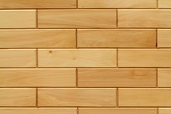 Wall  board  wooden Stock Photos