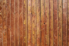 Wall from boards Stock Image