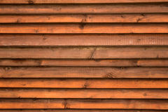 Wall of boards Royalty Free Stock Image