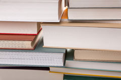 Wall of books Royalty Free Stock Photography