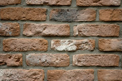 Wall from a brick Royalty Free Stock Images