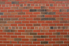 Wall Brick Stock Image