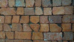 Wall brick. Background brick rock Stock Photos