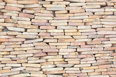Wall brick background Stock Photos