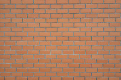 Wall brick brown textured. Background Royalty Free Stock Photography