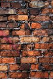 Wall  brick  clay Stock Photo