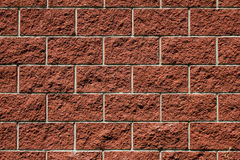 Wall  brick  concrete  stone Stock Images