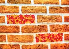 Wall, brick Stock Images