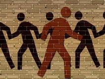 Wall, Brick, Material, Brickwork Royalty Free Stock Image