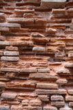 Wall of Brick Stock Photography