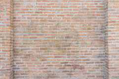 Wall with Brick Stock Photo