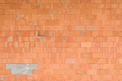 Wall brick. The wall brick texture background Stock Images