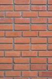 Wall brick texture. Wall red brick texture detail Royalty Free Stock Photos