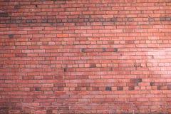 Wall of bricks Royalty Free Stock Image
