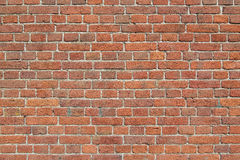 Wall from bricks. Royalty Free Stock Images