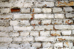 The wall of bricks Stock Photography