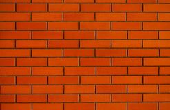 Wall of bricks Stock Image