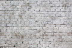 Wall of Bricks. Old wall of briks, background Stock Photos