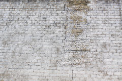 Wall of Bricks. Old wall of briks, background Stock Photo