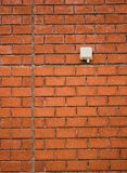 The wall of bricks pattern stock photos