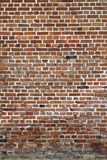 Wall of bricks Royalty Free Stock Photos