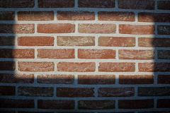 Wall and bricks Royalty Free Stock Photography