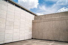Wall of building Royalty Free Stock Photos