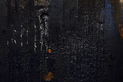 Wall. Burned wall texture background image covered with diesel Royalty Free Stock Images