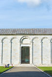 Wall Camposanto Monumentale Royalty Free Stock Images