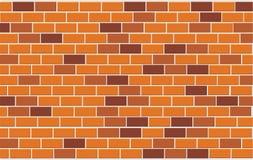 Wall of capacity brick royalty free stock images