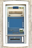 Wall cash dispense Royalty Free Stock Images