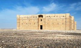 Wall of castle Hanarrah Stock Photo