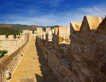 Castle of Marmaris Royalty Free Stock Photos