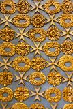 Wall and ceiling frescoes Stock Photo