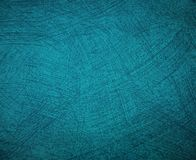 Wall Cement blue and green color backgrounds andidea concept royalty free stock photography