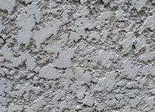 Wall of cement white and black Stock Image