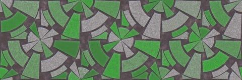 Wall ceramic pattern. Art mosaic- tile glaze bathroom. Home architecture decor- abstract stone background. Wall ceramic pattern- room interior. 3D rendering vector illustration