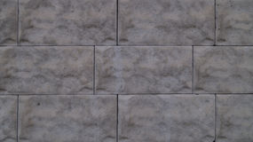 Wall cladding. With an artificial stone Stock Photography