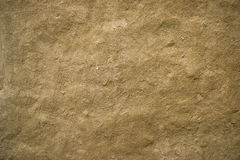Wall of clay backgrounds. Wall from clay soil backgrounds images royalty free stock photography