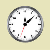 Wall Clock Royalty Free Stock Photos