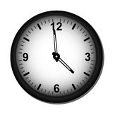Wall clock Royalty Free Stock Images